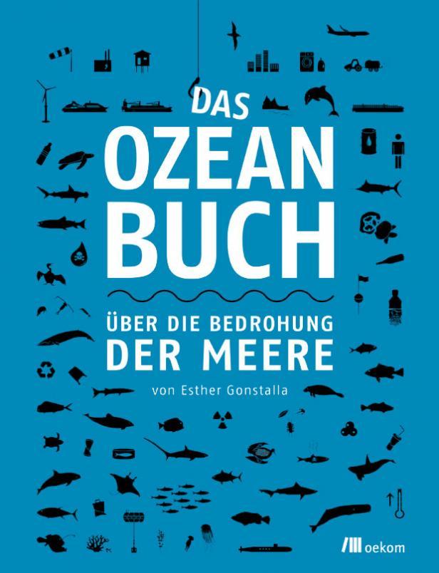 Das Ozeanbuch - Esther Gonstalla