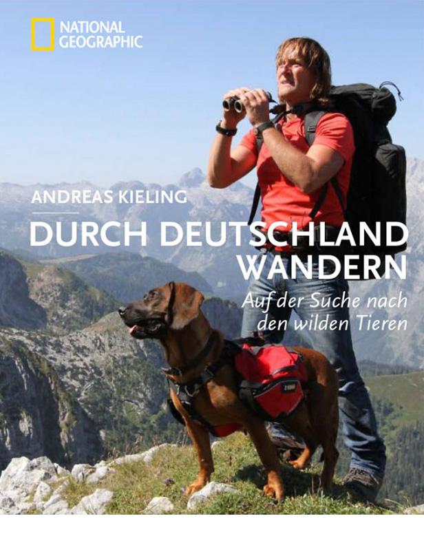 Erdgeschoss Grafik | Esther Gonstalla | Buchgestaltung | Durch Deutschland Wandern