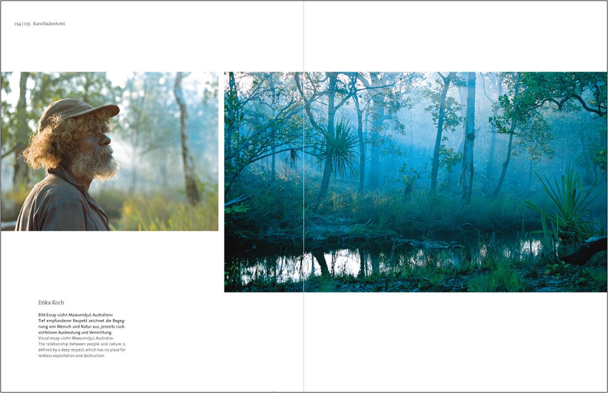 Erdgeschoss Grafik | Esther Gonstalla | Book Design | Horizonte Zingst 2010
