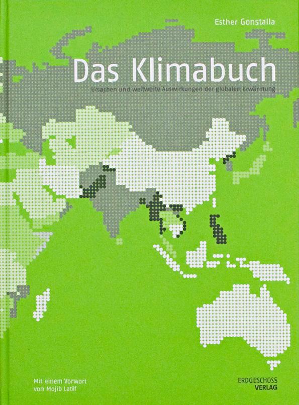 Erdgeschoss Grafik | Esther Gonstalla | Buchgestaltung | Das Klimabuch