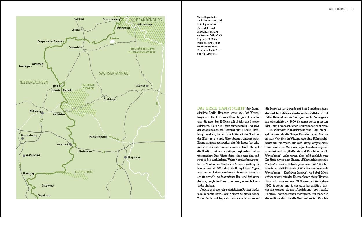 Erdgeschoss Grafik | Esther Gonstalla | Buchgestaltung | NG Mitten in Deutschland