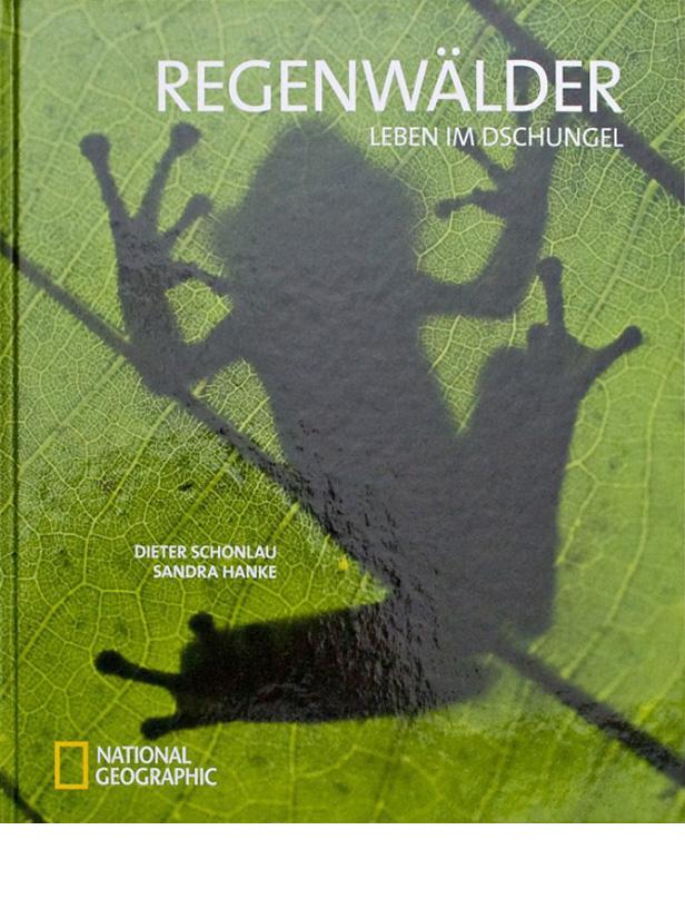 Erdgeschoss Grafik | Esther Gonstalla | Buchgestaltung | Regenwälder – Leben im Dschungel