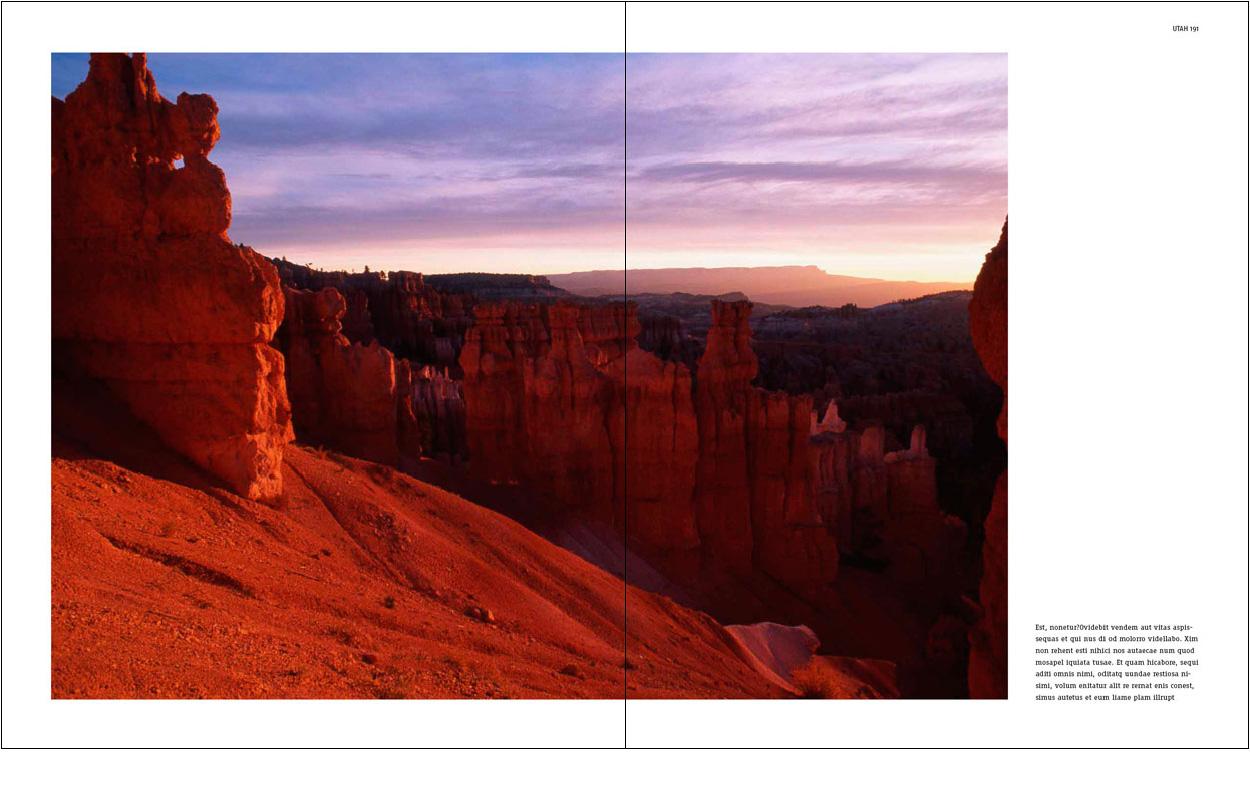 Erdgeschoss Grafik | Esther Gonstalla | Buchgestaltung | USA Südwesten