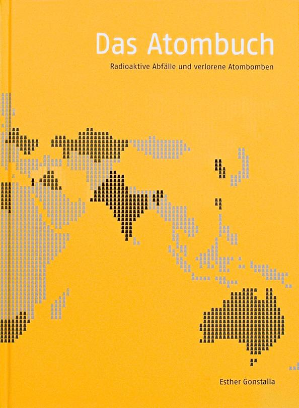 Erdgeschoss Grafik | Esther Gonstalla | Infographics | The Atomic Book – Map of Nuclear Reactors in Europe