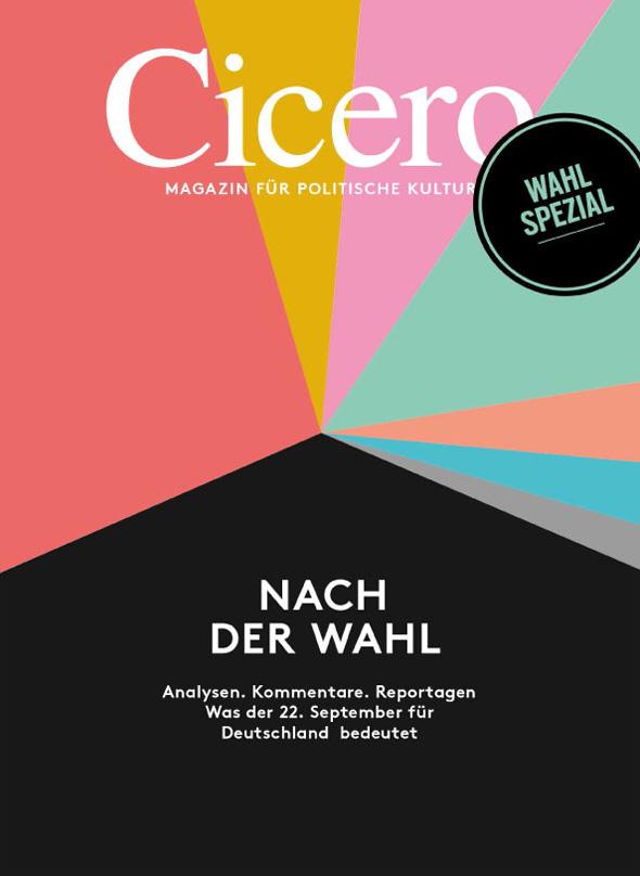 Erdgeschoss Grafik | Esther Gonstalla | Infographic | Cicero – Election Special Edition