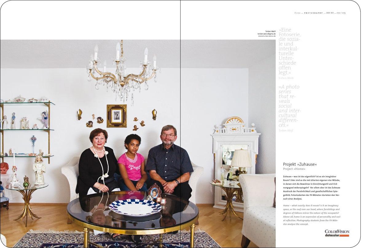 Erdgeschoss Grafik | Esther Gonstalla | Magazingestaltung | Designers Digest No. 103