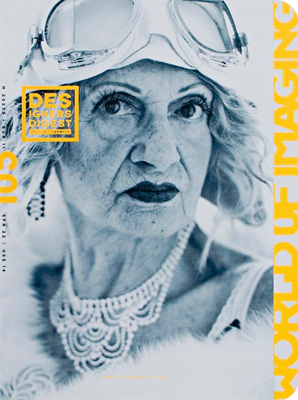 Erdgeschoss Grafik | Esther Gonstalla | Magazingestaltung | Designers Digest No. 105