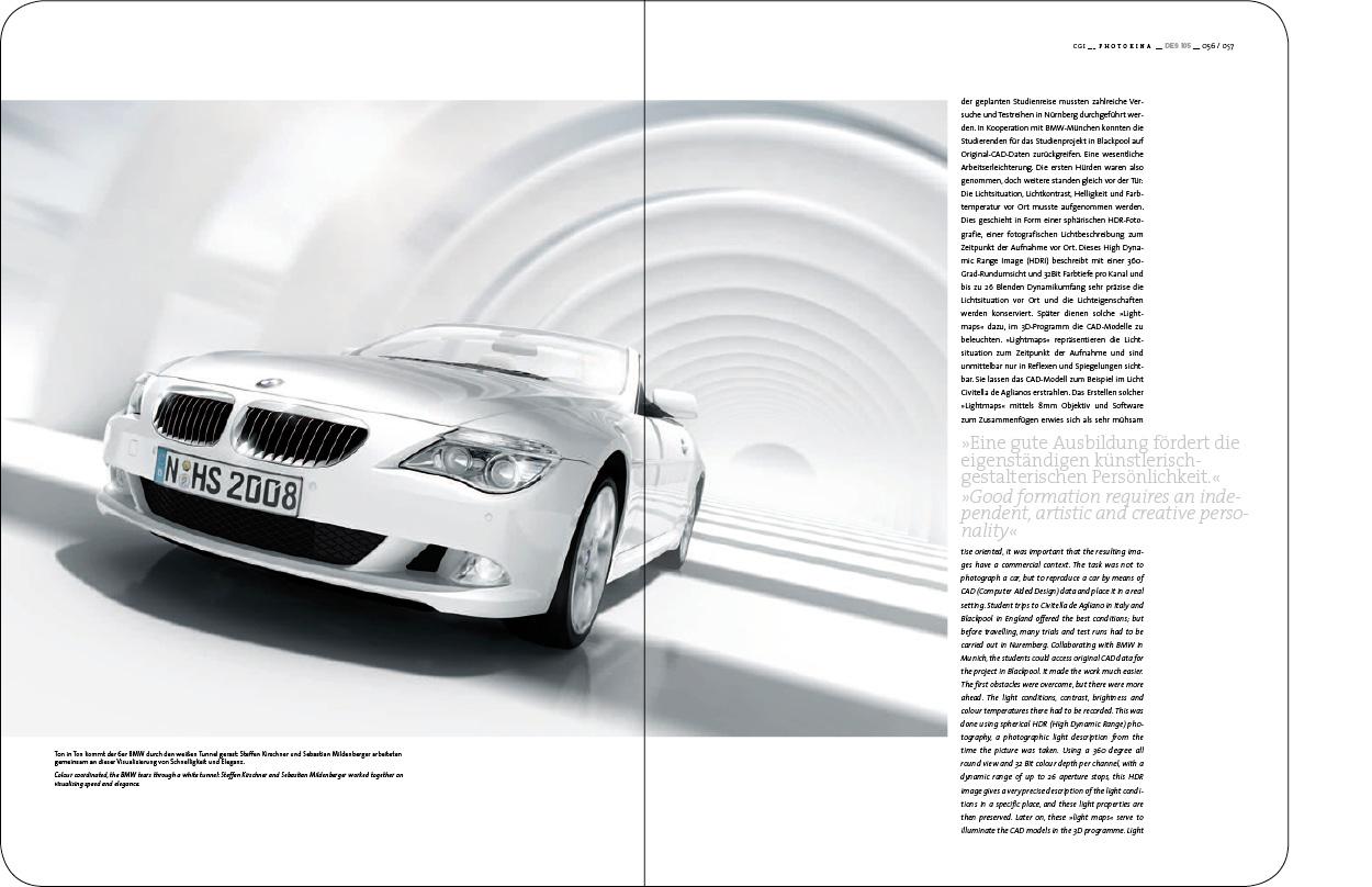 Erdgeschoss Grafik | Esther Gonstalla | Magazine Design | Designers Digest No. 105