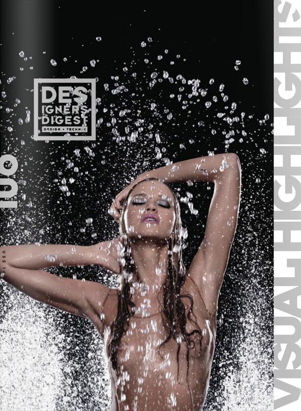 Erdgeschoss Grafik | Esther Gonstalla | Magazingestaltung | Designers Digest No. 106