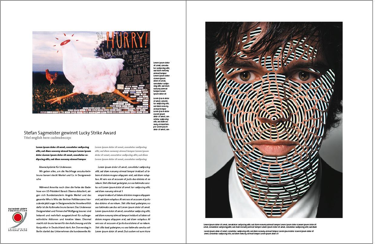 Erdgeschoss Grafik | Esther Gonstalla | Magazingestaltung | Designers Digest No. 109
