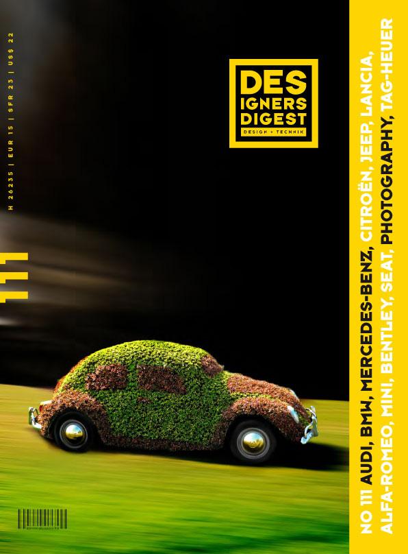 Erdgeschoss Grafik | Esther Gonstalla | Magazingestaltung | Designers Digest No. 111