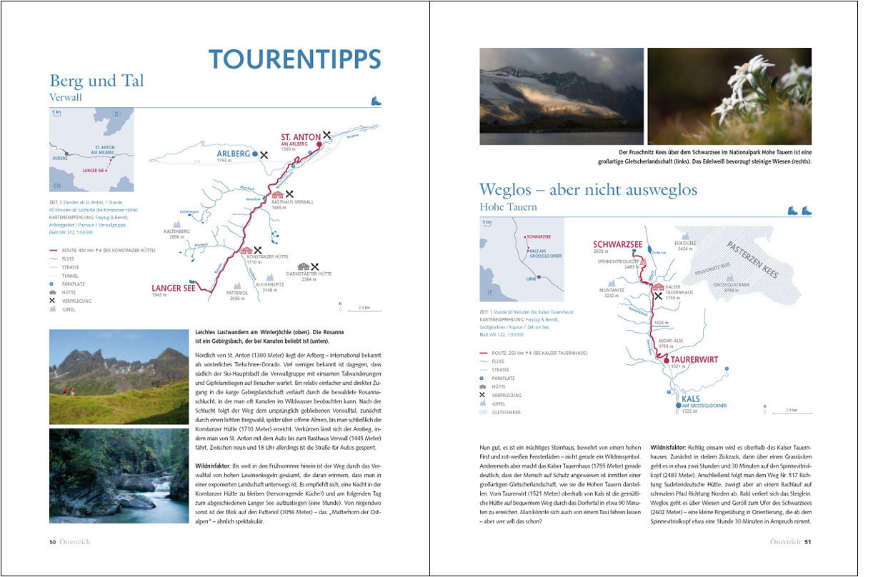 Erdgeschoss Grafik | Esther Gonstalla | Magazingestaltung | National Geographic Wilde Alpen